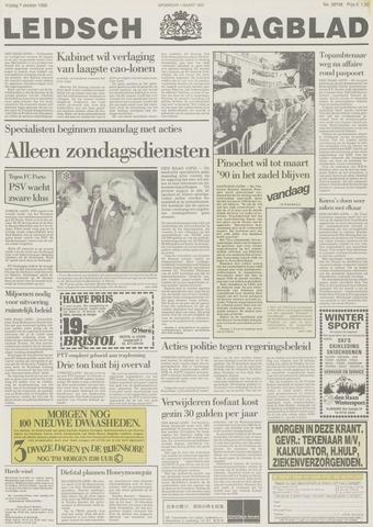 Leidsch Dagblad 1988-10-07
