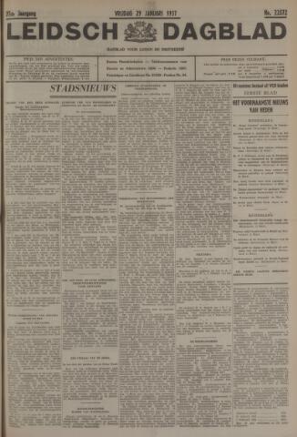 Leidsch Dagblad 1937-01-29