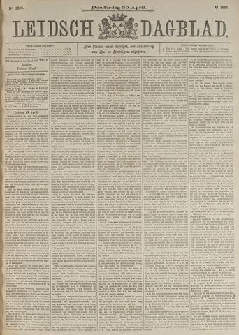 Leidsch Dagblad 1896-04-30