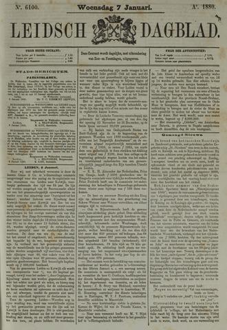 Leidsch Dagblad 1880-01-07