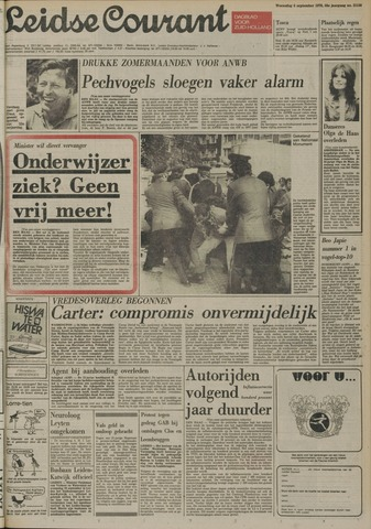 Leidse Courant 1978-09-06