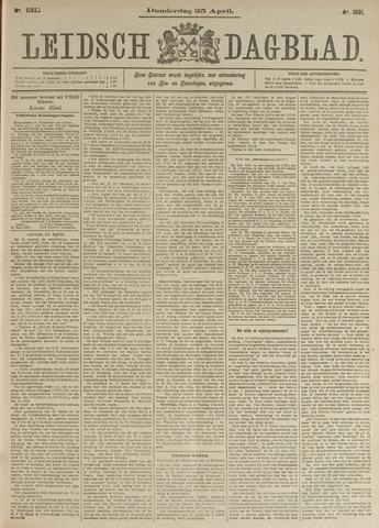Leidsch Dagblad 1901-04-25