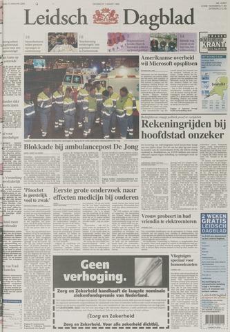 Leidsch Dagblad 2000-01-13