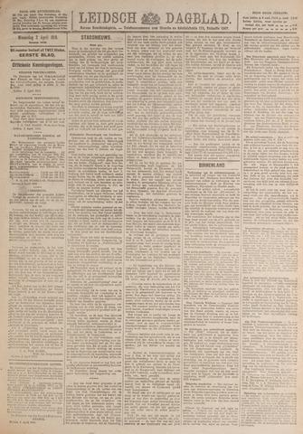 Leidsch Dagblad 1919-04-02