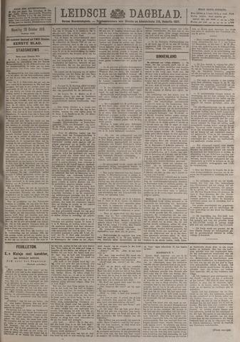Leidsch Dagblad 1919-10-20