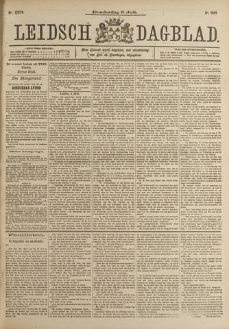 Leidsch Dagblad 1899-07-06
