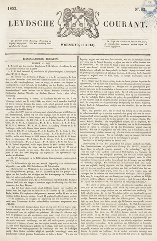 Leydse Courant 1853-07-13