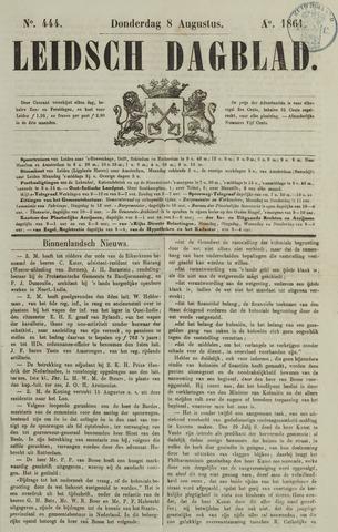 Leidsch Dagblad 1861-08-08