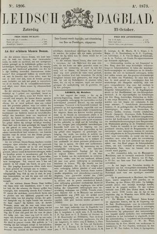 Leidsch Dagblad 1873-10-25