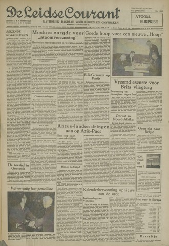 Leidse Courant 1954-07-01