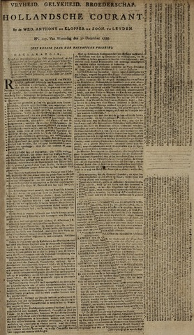 Leydse Courant 1795-12-30