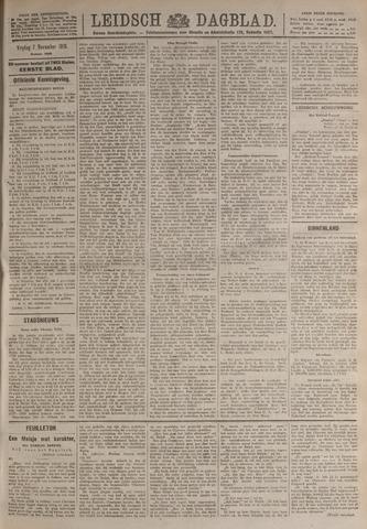 Leidsch Dagblad 1919-11-07