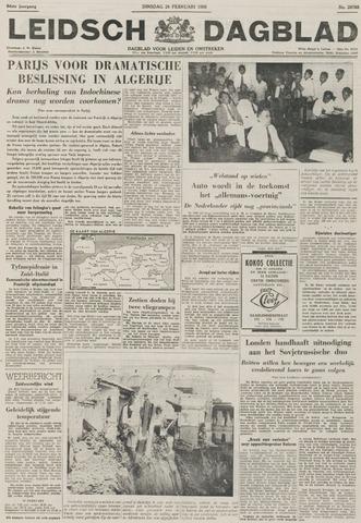 Leidsch Dagblad 1956-02-28