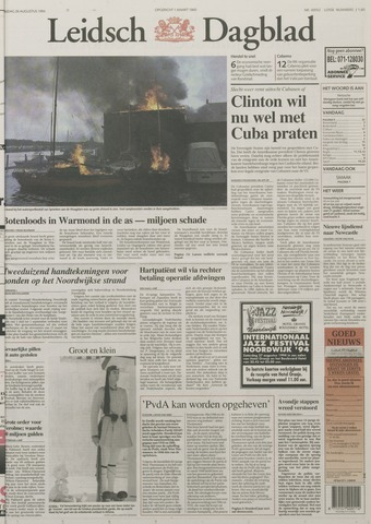 Leidsch Dagblad 1994-08-26