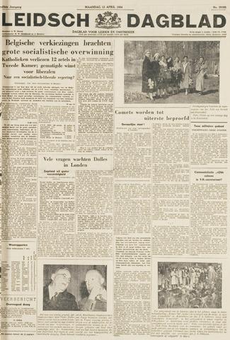 Leidsch Dagblad 1954-04-12