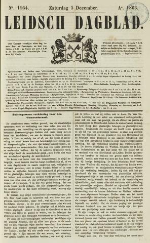 Leidsch Dagblad 1863-12-05