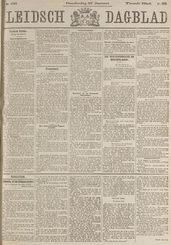 Leidsch Dagblad 1916-01-27