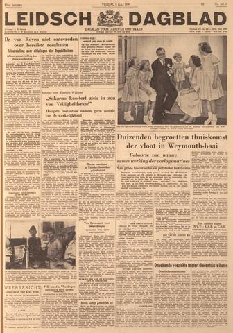 Leidsch Dagblad 1949-07-08
