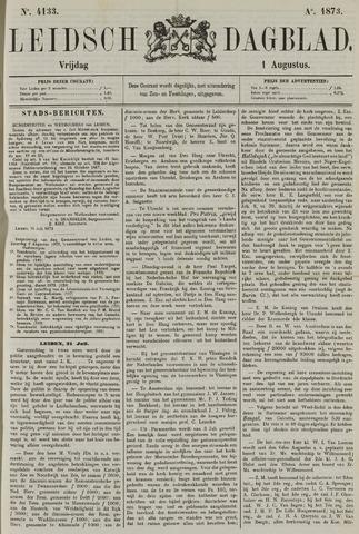Leidsch Dagblad 1873-08-01