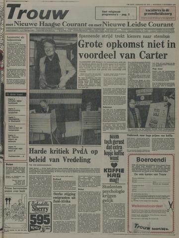 Nieuwe Leidsche Courant 1976-11-03