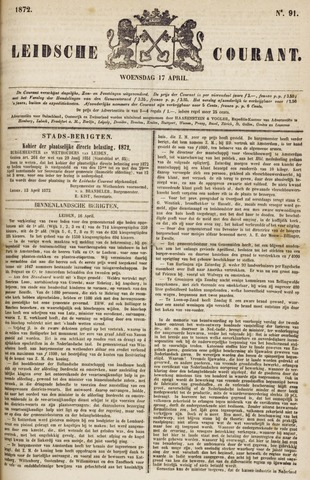 Leydse Courant 1872-04-17
