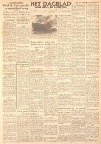 Dagblad voor Leiden en Omstreken 1944-03-08