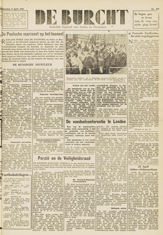 De Burcht 1946-04-08