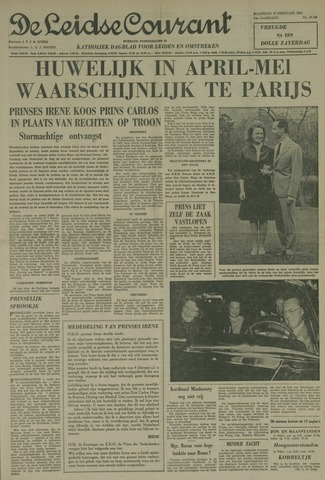 Leidse Courant 1964-02-10