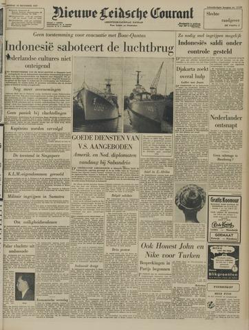 Nieuwe Leidsche Courant 1957-12-10