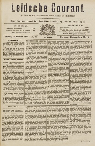 Leydse Courant 1887-02-12