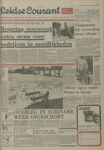 Leidse Courant 1975-01-31