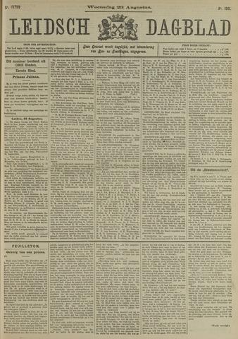 Leidsch Dagblad 1911-08-23