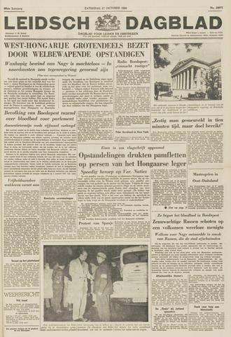 Leidsch Dagblad 1956-10-27