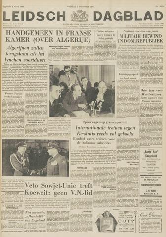 Leidsch Dagblad 1961-12-01