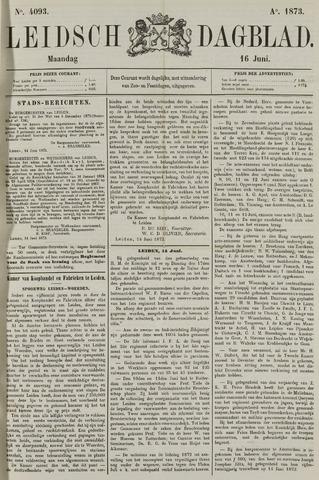 Leidsch Dagblad 1873-06-16