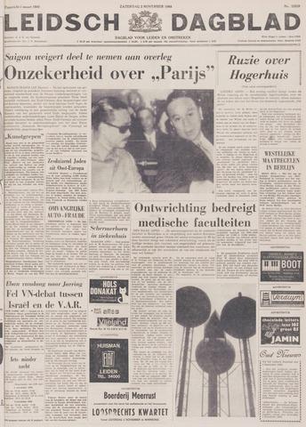 Leidsch Dagblad 1968-11-02