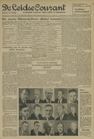 Leidse Courant 1952-09-02