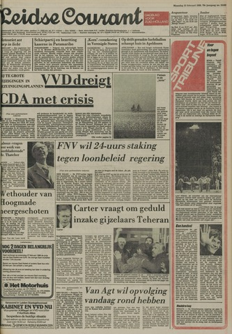 Leidse Courant 1980-02-25