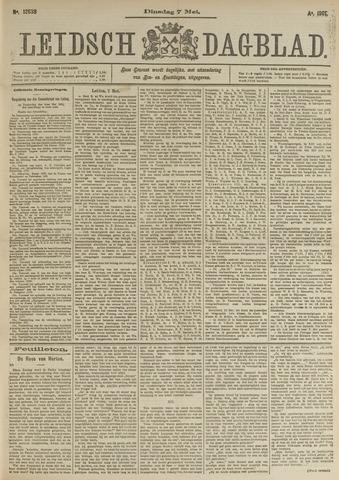Leidsch Dagblad 1901-05-07