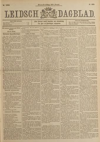 Leidsch Dagblad 1899-06-29