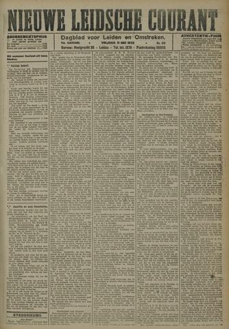 Nieuwe Leidsche Courant 1923-05-11