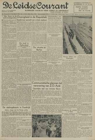 Leidse Courant 1948-09-16