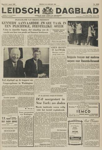 Leidsch Dagblad 1961-01-20