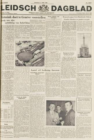 Leidsch Dagblad 1954-05-11