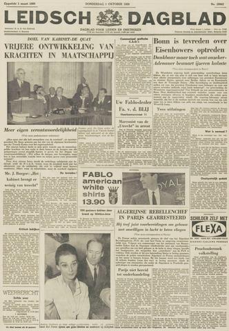 Leidsch Dagblad 1959-10-01