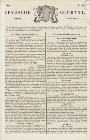 Leydse Courant 1844-08-23