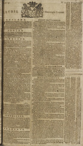 Leydse Courant 1773-01-18
