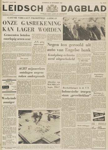 Leidsch Dagblad 1963-09-28