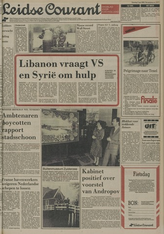 Leidse Courant 1983-05-07
