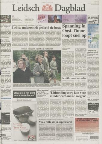 Leidsch Dagblad 1999-09-23